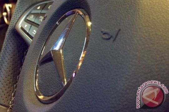 Mercedes-Benz Vietnam tarik 1.234 mobil