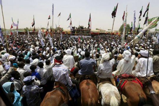 Jubir: protes yang dipicu harga di Sudan diselewengkan penyusup