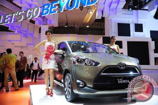 Peluncuran Perdana Toyota Sienta