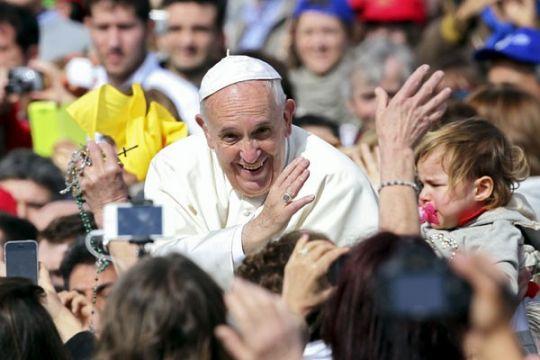 Vatikan angkat warga Amerika jadi juru bicara Paus