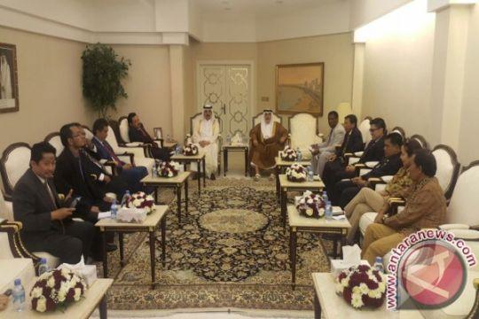 Anggota MPR bertolak ke Qatar bahas isu bilateral