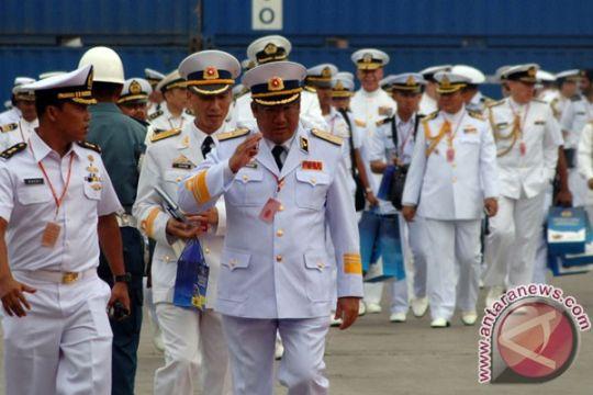 Mataram bersiap sambut Latihan Bersama AL Komodo 2018
