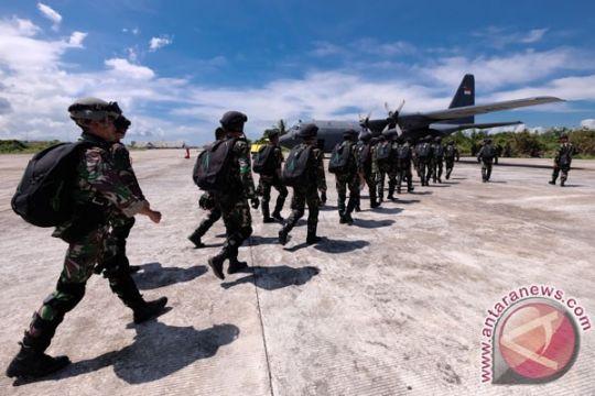 Tim cari Hercules TNI AU yang hilang kontak di Wamena