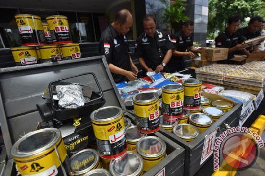 """Narkoba di Sumut diproduksi Tiongkok juga Malaysia untuk """"perang candu"""""""
