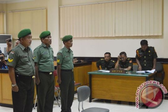 Korupsi perwira tinggi, TNI jadikan hukum sebagai panglima