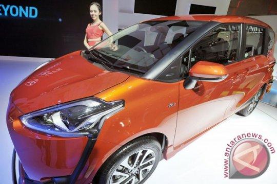 Toyota Sienta Produksi Karawang