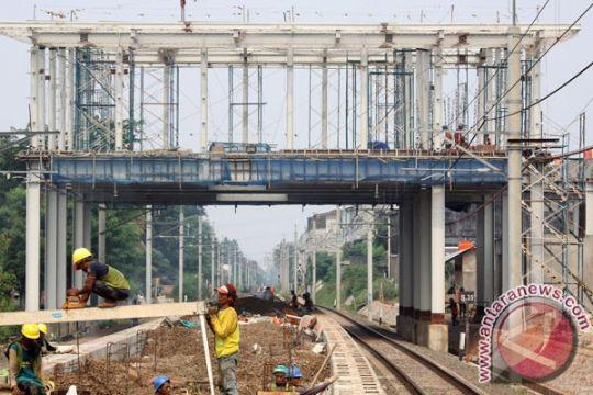 Stasiun Bekasi Timur rampung Agustus