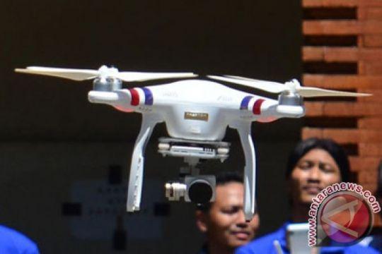 Toko ini sukses antarkan kopi dan donat dengan drone