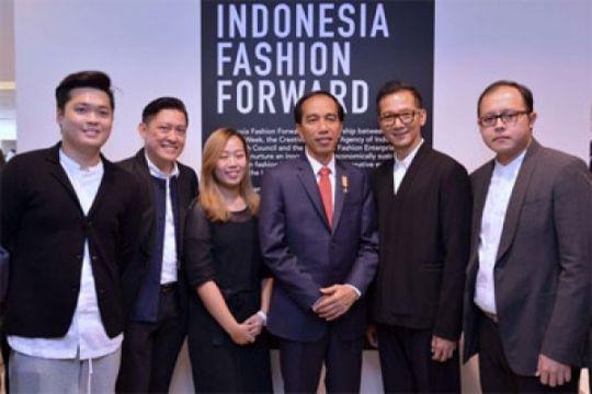 Presiden Jokowi apresiasi karya anak Indonesia di Inggris