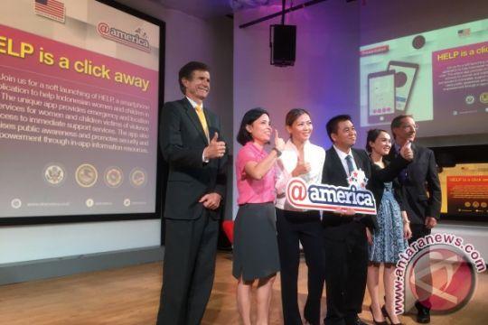 Lindungi kaum perempuan, Kedubes AS kenalkan HELP