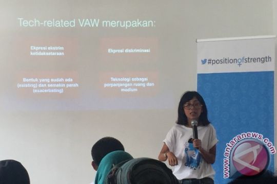 Perempuan rentan alami kekerasan seksual di media sosial