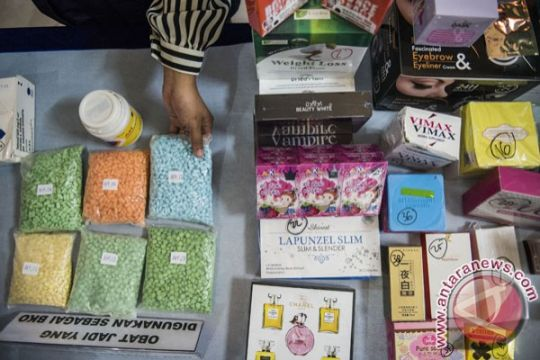 BBPOM: Jakarta Barat-Utara rawan peredaran kosmetik ilegal