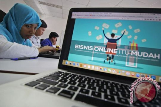 5 langkah kembangkan bisnis online