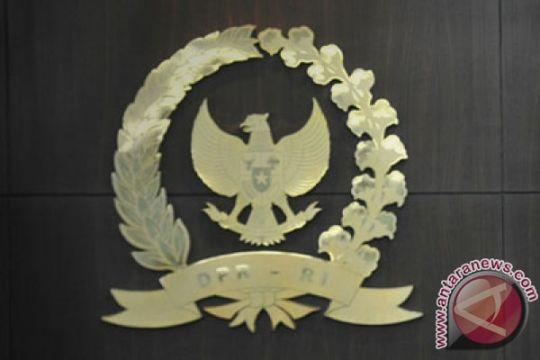 Personel Polri-TNI gelar apel gabungan di DPR