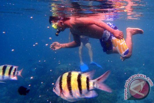 Kemenpar: Pesona bawah laut Sabang mendunia