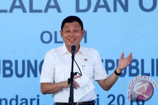 Menhub: pindahkan Pelabuhan Pelni Beton Sekupang Batam ke Batuampar