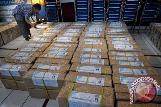 Disdik Bekasi distribusikan soal UN SMP