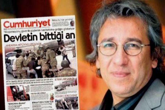 Dua tersangka percobaan penembakan wartawan Turki ditangkap