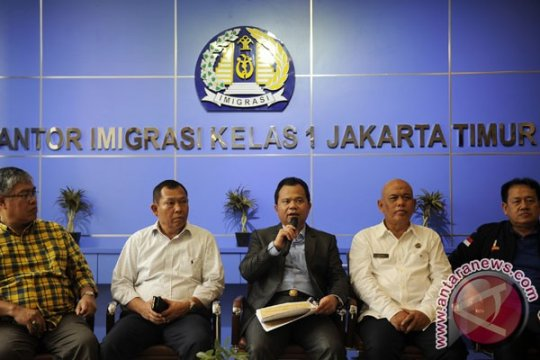 Imigrasi Jaktim bentuk Tim Pora tingkat kecamatan