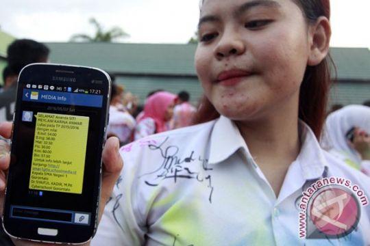 Pengumuman kelulusan siswa SLTA di Pariaman melalui website sekolah