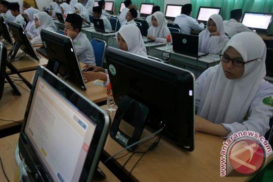 Seluruh madrasah di Surabaya terapkan UNBK