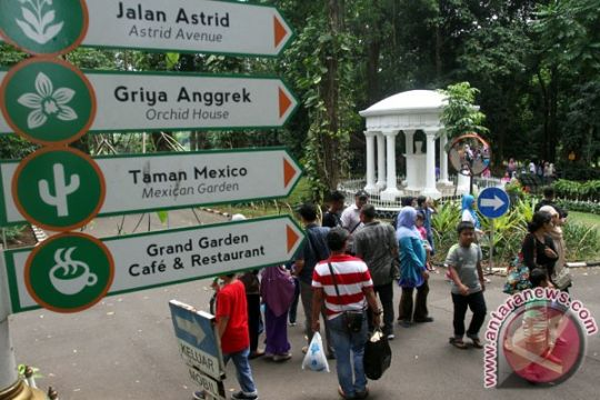 Kebun Raya Bogor jadi kantong keragaman hayati