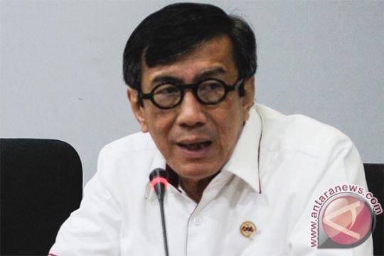 Kemenkumham pindahkan Anggoro Widjojo ke Lapas Sindur