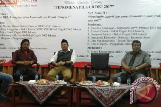 Fraksi Nasdem DPRD Jakarta kritik cadangan daya PLN