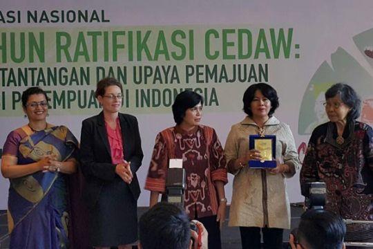 Dirjen IKP raih penghargaan UN Women