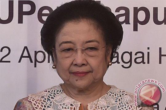 Megawati dianugerahi penghargaan tertinggi Gerakan Pramuka