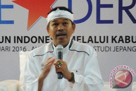 Golkar Jabar genjot elektabilitas Jokowi wilayah Priangan