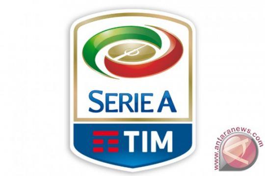 Hasil pertandingan semi final Piala Italia