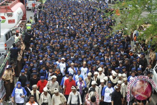 Ribuan warga Baduy gelar Seba pada 28-29 April