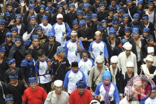 Masyarakat Badui minta Pancasila dan UUD 45 diperkuat