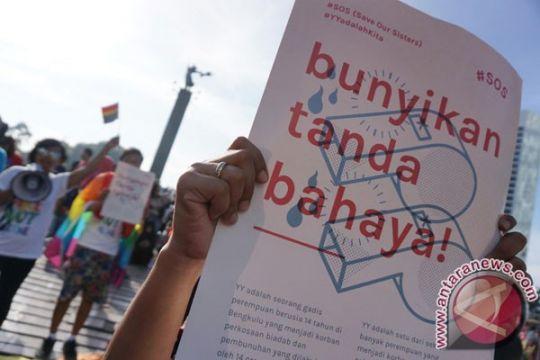 Kemensos dampingi anak pelaku kekerasan seksual di Tasikmalaya
