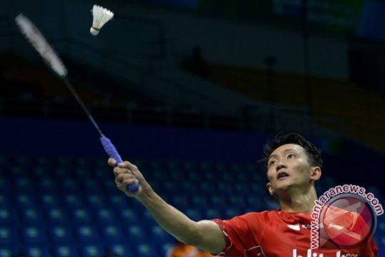 Piala Thomas - Indonesia telan Hong Kong 5-0