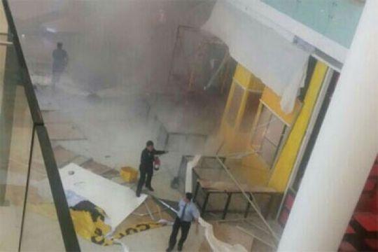 Polisi selidiki dugaan kelalaian pada ledakan Gandaria City