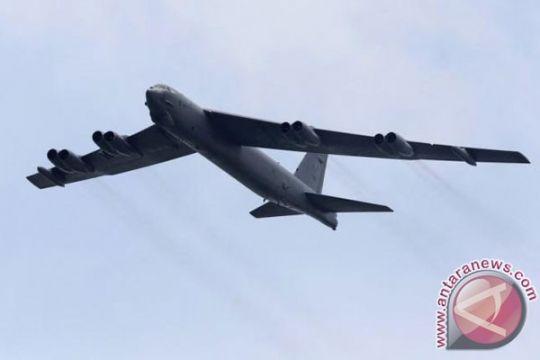 Pesawat pembom B-52 milik AS jatuh di Guam