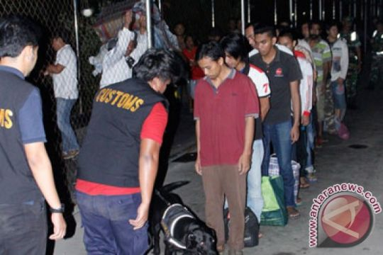 Malaysia deportasi 25 WNI tersangkut narkoba
