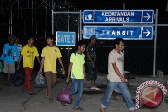Badan Kelautan Malaysia Tawau tahan enam warga Indonesia