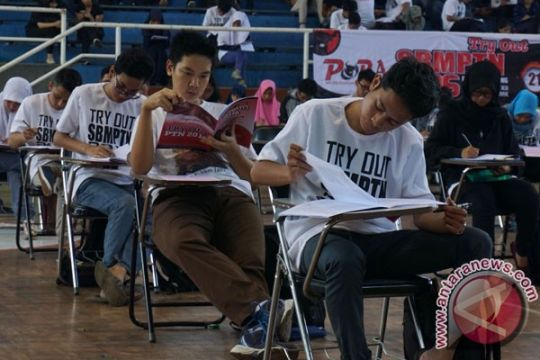 Muhammadiyah  gelar uji coba SBMPTN peringati Hardiknas
