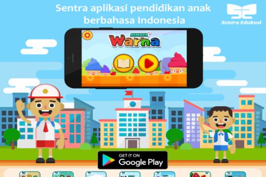 Bimbel, game edukasi bahasa Indonesia untuk anak
