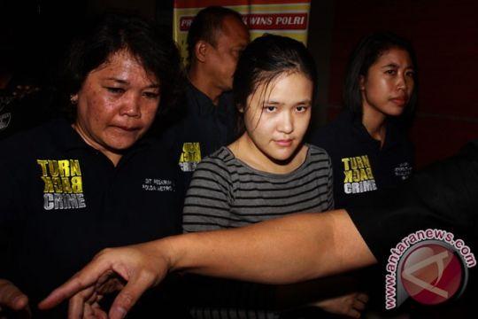 Jessica masuk rutan khusus wanita Pondok Bambu sekitar jam 14.00