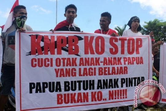 Tokoh adat perbatasan RI-PNG menolak ajakan demo