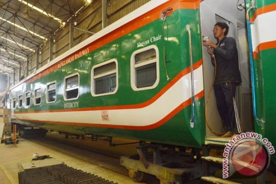 Presiden Jokowi yakinkan Sri Lanka soal kereta Indonesia