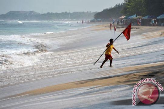 Wisatawan asal Tangerang hilang tenggelam di laut Sukabumi