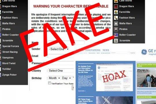 Permainan daring dapat perangi penyebaran berita bohong