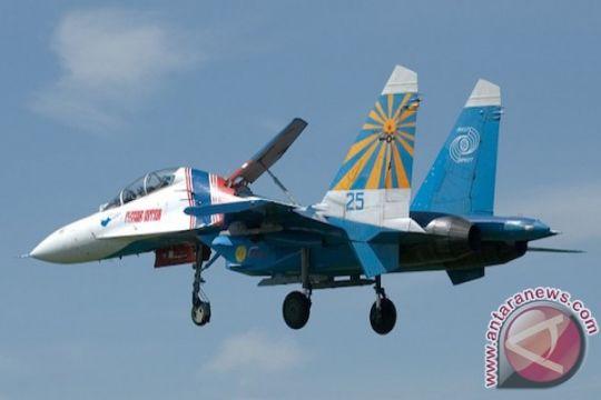 Russia daratkan seluruh Sukhoi Su-27 pasca kecelakaan mematikan