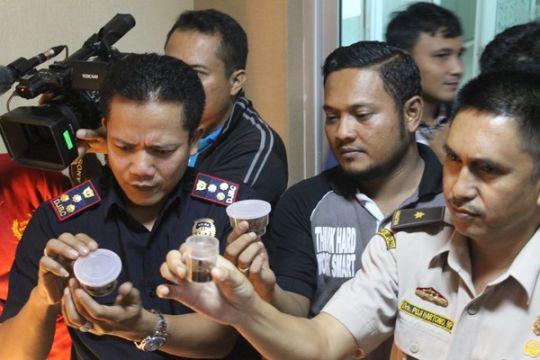 Penyelundupan Tarantula digagalkan Bea Cukai Bandar Lampung