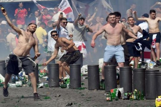 Prancis larang suporter konsumsi alkohol di Piala Eropa
